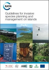 Guidelines for invasive species planning and management on islands